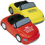 Convertible Car Stress Balls